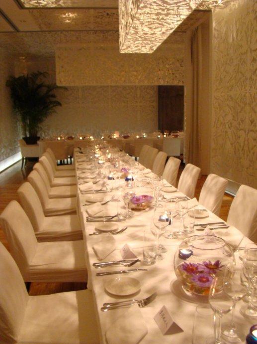 一场与行李箱有关的宴会 - 和研礼仪文化 - 卢浩研--美食美酒无国界