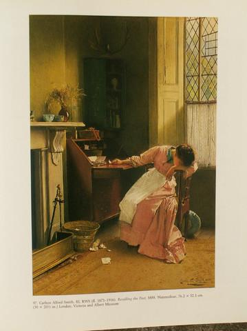 英国维多利亚时期水彩画! - tangchangan - 淡泊明志,宁静致远