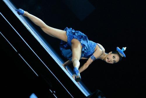 蔡依林露尽底裤跳辣舞(组图) - 回到过去 - 龙哥的博客