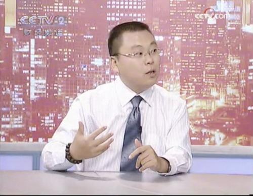 我的博客上了央视2套节目 - 刘继兴 - 刘继兴的BLOG