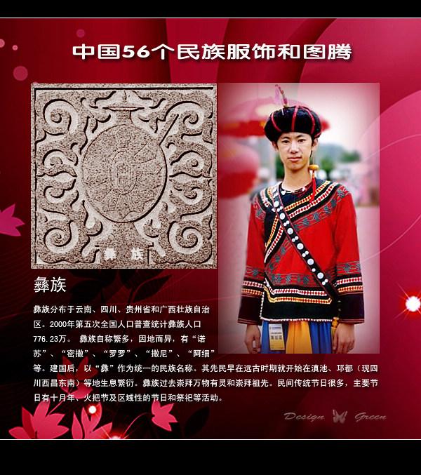 中国56个民族服饰和图腾 - 卓卓 - 卓 卓