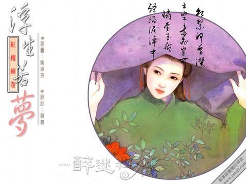醉迷红楼——12钗的N个版本【图文】 - 玫瑰夫人 -