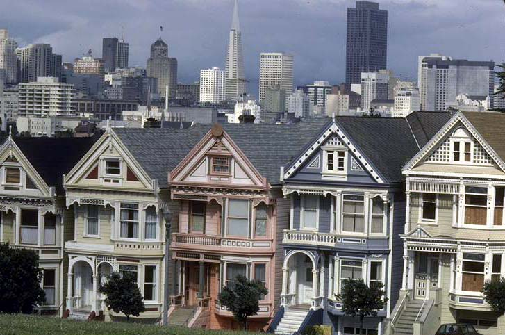 旧金山印象