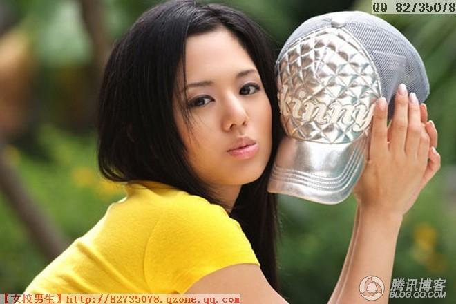 日本女星苍井空代言《极乐麻将》坦言喜欢台湾