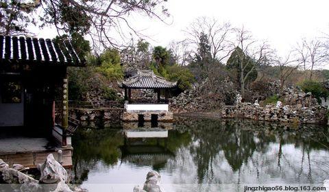 蠡湖残雪(原创) - 青稞 - 青稞博客