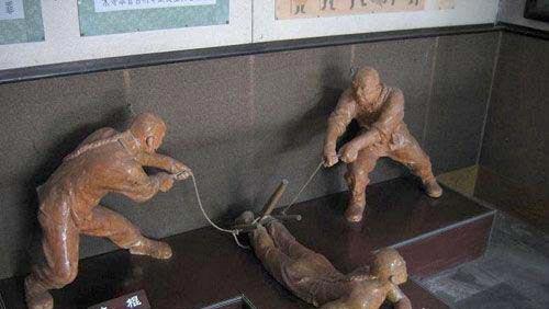 古代二十四大变态死刑