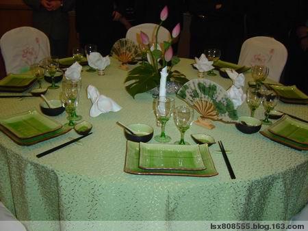 摆台设计是餐饮文化图片