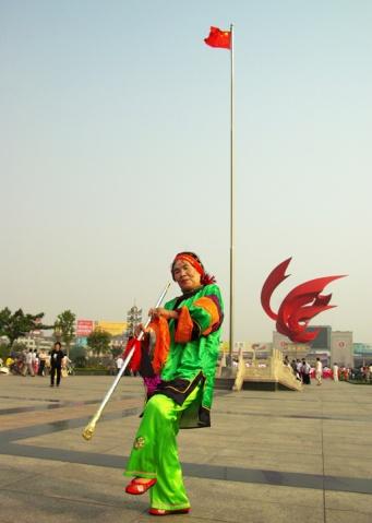 老年人迎奥运 - 快乐老人 - kldlt2020的博客