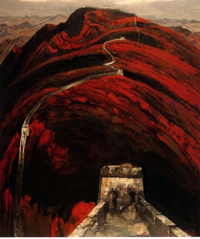 中央美院和列宾美院师生作品比较 - 刀客 - 刀客的江湖
