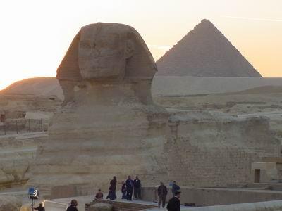 我眼中的埃及金字塔 - 淡淡云天 - 淡淡云天