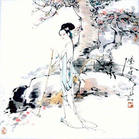 王子和水墨十二金钗 - 香儿 - xianger