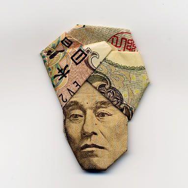 日本万元大钞的头像是谁 - 陈伟 - 麻辣日本史