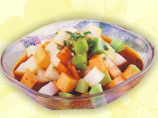 四川泡菜的做法及常见家常菜   - 老排长 - 老排长(6660409)