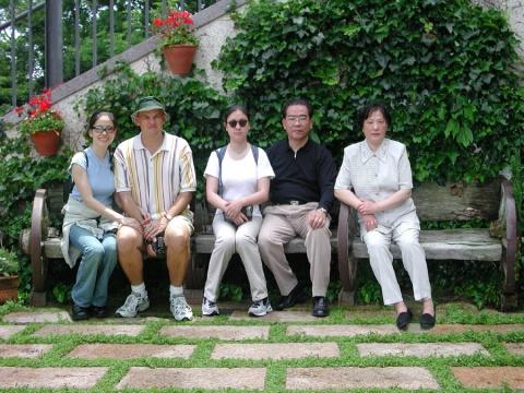 情缘(4) 跨国姻缘 - 赵教授 - zhaoxh777的博客