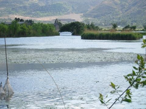 [原创]游大理西湖 - 天池孤剑 - 孤     剑