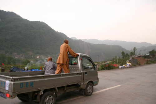 灾区实录之四 感恩之心 - zhangdaxian199 - 大仙的小屋