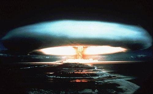所谓的中国大打核战争就能阻止敌人的侵犯简直就是荒唐!环球007 - xqhhyd88 - 深度男人
