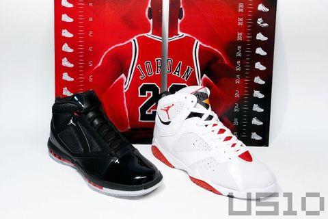 AIR JORDAN COLLECTION 16+7 - US10 - US10的鞋子们的故事