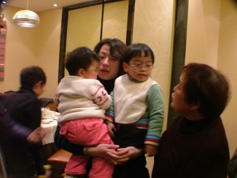 首次列席外婆帮聚会 - 宸欢 - 张宸欢的网家家
