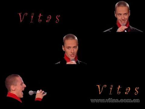 原创:美丽男子的恶魔之音——记VITAS - 薰女公子 - 寻找灵魂可托之地