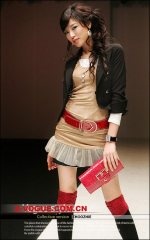 [流行]韩国最流行春装搭配款式 - 玩美主义 - Perfect Girls