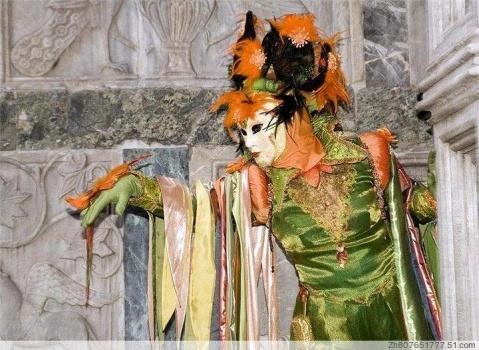 798艺术 威尼斯狂欢节--面具之舞【图】 - 798 - 798