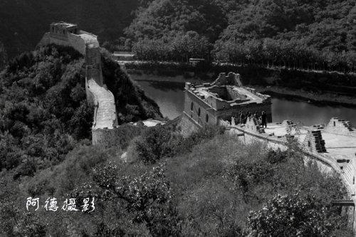 黄花城长城(组图) - 阿德 - 图说北京(阿德摄影)BLOG