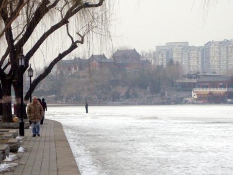 积水潭情怀 - huangmin - 长青树的博客