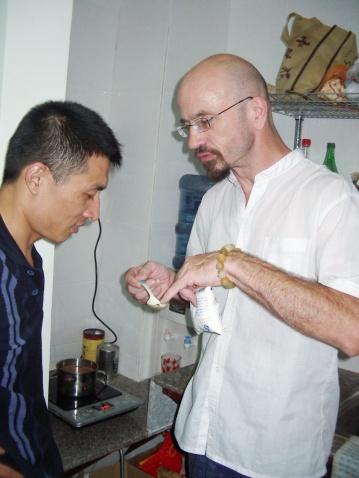 India tea with milk印度奶茶 - 阿卡然说三Aqkaqzaq - 阿卡然说三AqkaqzaqXosav
