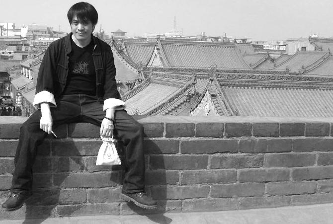 长安城上看东风 - 何三坡 - 燕山何三坡