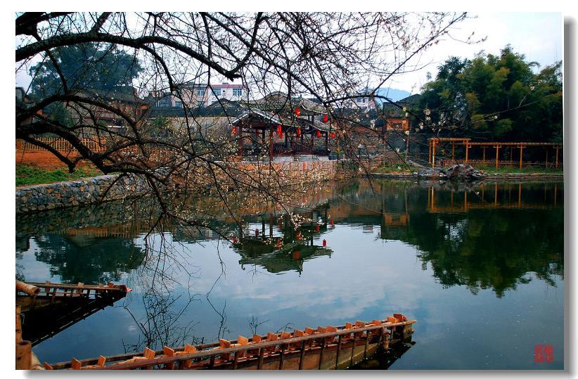 【元旦古镇偷闲】贺州温泉、姑婆山、黄姚古镇、 - julinju2008 - 邻居千色自由行