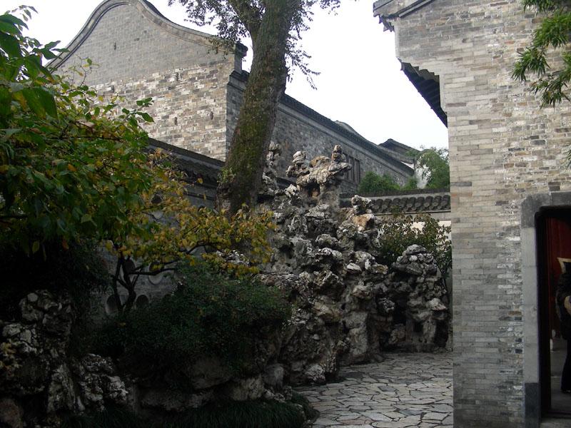 【原创】深秋润、扬游(五):扬州个园 - 语溪子 - 语溪子的博客