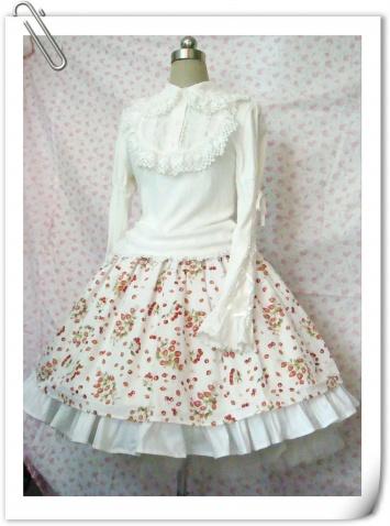 一米布的裙子 - princutess - princutess
