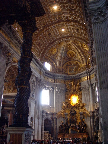 梵蒂冈(转) - 军队的女儿 - 保护自然.崇尚真理.热爱生活