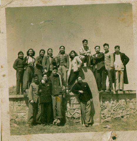 卓然和他的老师们(中央大学)  - 於菟牧者 - 卓然書畫資料庫