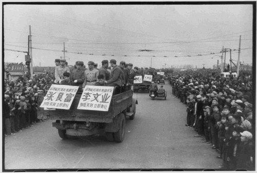 哈尔滨60年代末处决鈥湻锤锩澱媸党∶