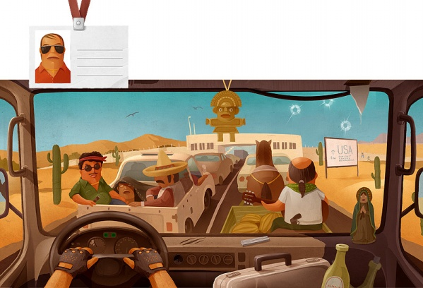 [digg] 卡车司机看世界 - 李二嫂的猪 - 翱翔的板儿砖