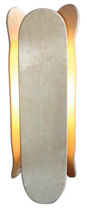 滑板、轮滑创意设计 - 李二嫂的猪 - 翱翔的板儿砖