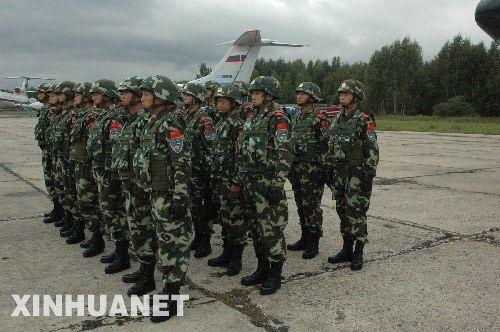 中国的特种部队图片