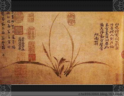 [选集] 梅 兰 国 画 精 选(四十幅) - 陈迅工 - 杂家文苑