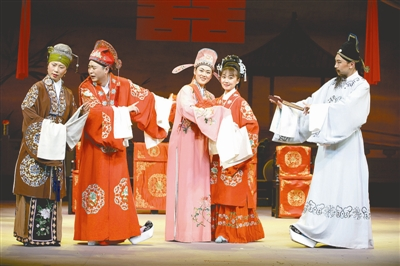 北京曲剧:脱俗入雅还是返雅还俗 - 解玺璋 - 解玺璋的博客