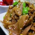 怎样在家做青椒小炒肉?