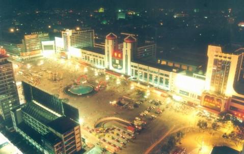 [城市风光] 中国三十四个省府城市风光(华中地区) - 鄂东山人 - 旅游摄影爱好者之家