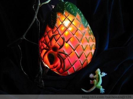 让您惊叹的西瓜艺术[组图] - 千岛湖奇石 - 千岛湖奇石的博客