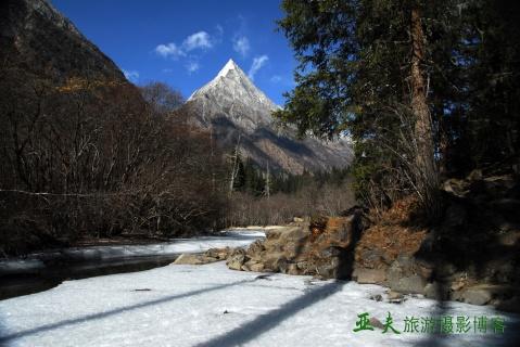 (原创)四姑娘山游记 - 高山长风 - 亚夫旅游摄影博客