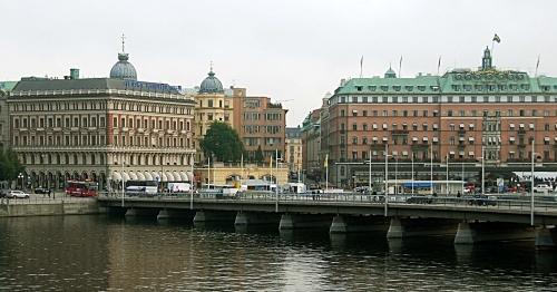 斯德哥尔摩的街景 - 西樱 - 走马观景