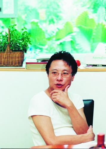 专访台湾作家张大春 - 外滩画报 - 外滩画报 的博客