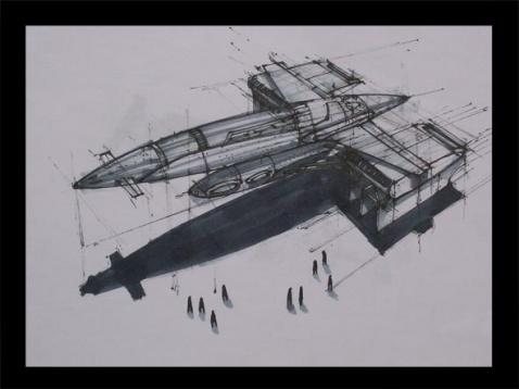 08的一些画 - xzfantasy - Fantasy的博客