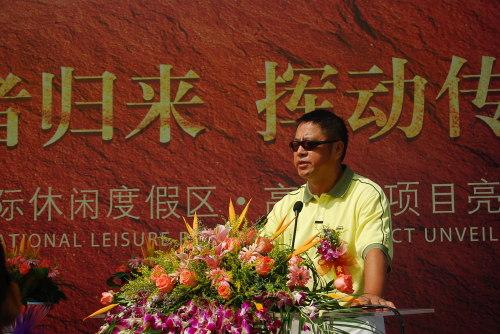 登上月球打高球——狮子湖,中国原创高尔夫球场诞生记 - 王志纲工作室 - 王志纲工作室