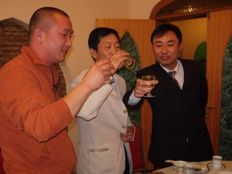 [战友情]在昆战友宴请郑州战友 - 天池孤剑 - 天   池   孤   剑